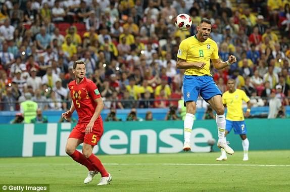 Bỉ gây sốc, loại ứng viên số 1 Brazil khỏi World Cup 2018 - ảnh 13
