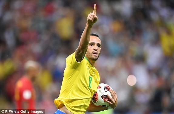 Bỉ gây sốc, loại ứng viên số 1 Brazil khỏi World Cup 2018 - ảnh 14