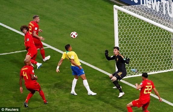 Bỉ gây sốc, loại ứng viên số 1 Brazil khỏi World Cup 2018 - ảnh 3