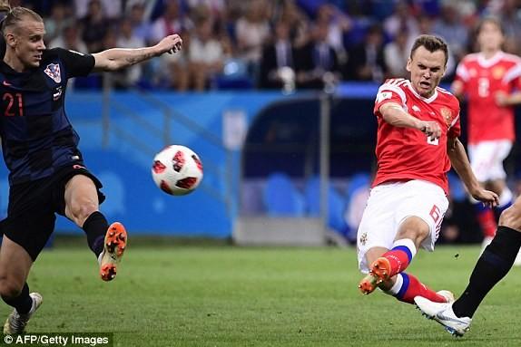 'Đấu súng' nghẹt thở, Croatia loại chủ nhà Nga khỏi World Cup - ảnh 3
