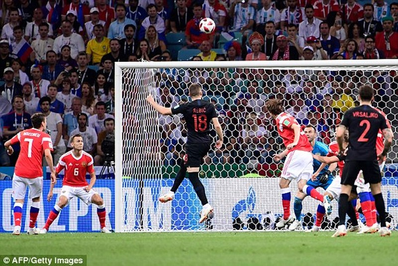 'Đấu súng' nghẹt thở, Croatia loại chủ nhà Nga khỏi World Cup - ảnh 2