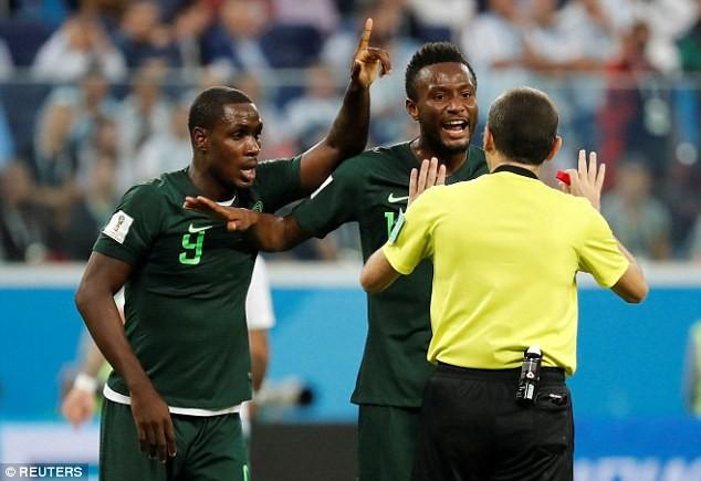 Người Anh lo sợ trọng tài bắt chính trận bán kết với Croatia - ảnh 2