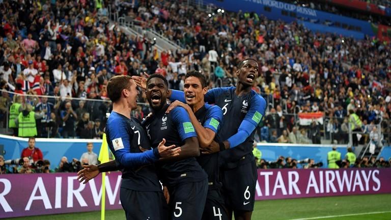 Trung vệ hóa người hùng, Pháp loại Bỉ vào chung kết World Cup - ảnh 10