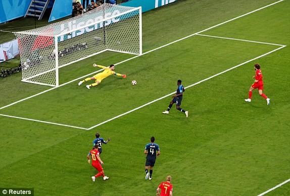 Trung vệ hóa người hùng, Pháp loại Bỉ vào chung kết World Cup - ảnh 2