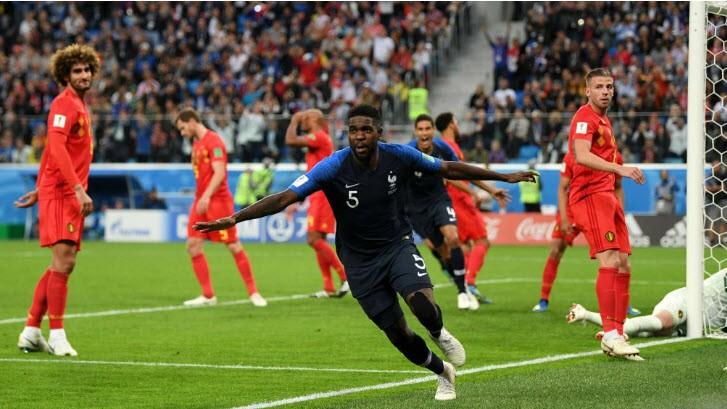 Họ nói gì sau trận Pháp thắng Bỉ ở bán kết World Cup 2018? - ảnh 1
