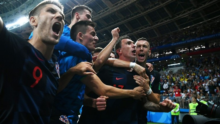 Ngược dòng ngoạn mục, Croatia hạ Anh vào chung kết World Cup - ảnh 17