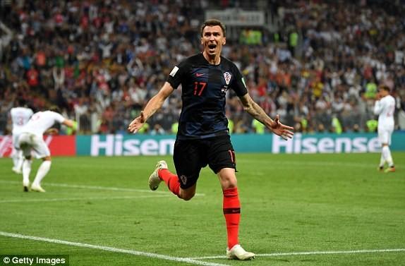 Ngược dòng ngoạn mục, Croatia hạ Anh vào chung kết World Cup - ảnh 14