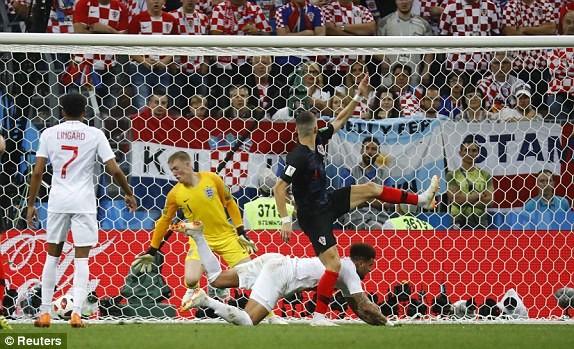 Ngược dòng ngoạn mục, Croatia hạ Anh vào chung kết World Cup - ảnh 9
