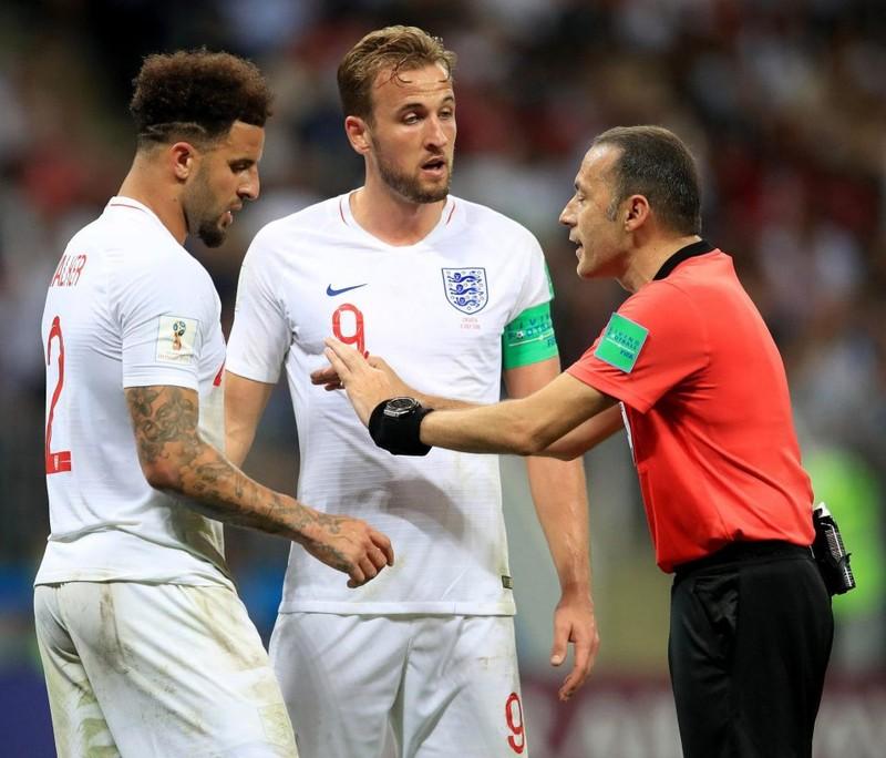Thua Croatia, người Anh cay cú đòi điều tra trọng tài - ảnh 3