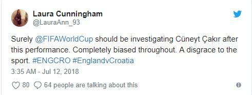 Thua Croatia, người Anh cay cú đòi điều tra trọng tài - ảnh 6