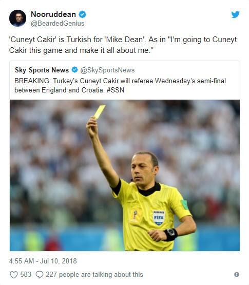 Thua Croatia, người Anh cay cú đòi điều tra trọng tài - ảnh 7