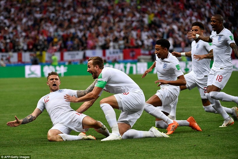 Nhìn lại trận thua đau đớn khiến Anh bỏ lỡ chung kết World Cup - ảnh 8