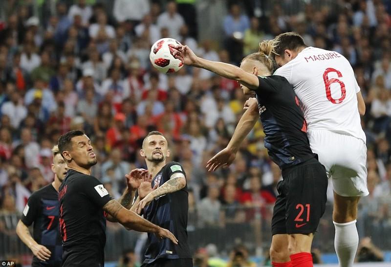 Nhìn lại trận thua đau đớn khiến Anh bỏ lỡ chung kết World Cup - ảnh 11
