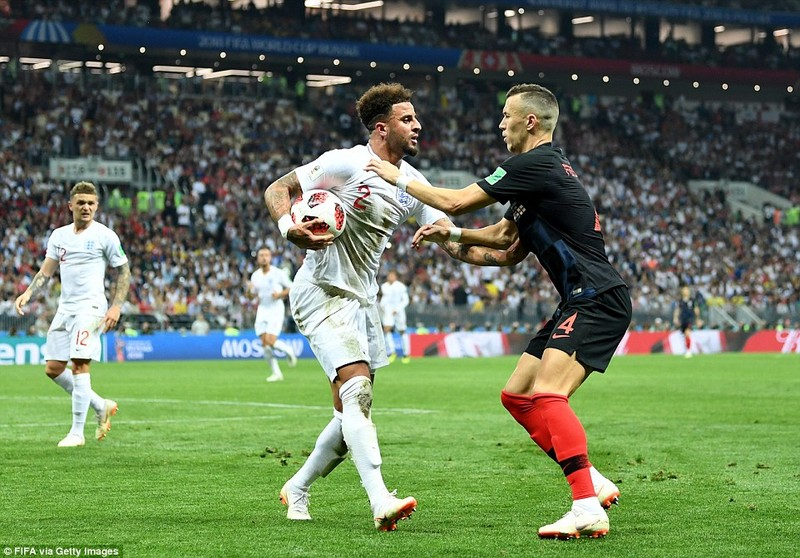 Nhìn lại trận thua đau đớn khiến Anh bỏ lỡ chung kết World Cup - ảnh 19