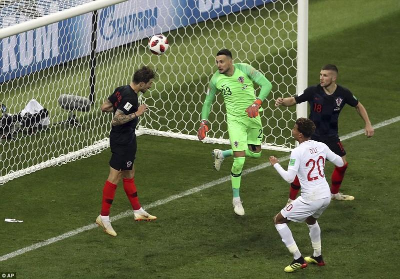 Nhìn lại trận thua đau đớn khiến Anh bỏ lỡ chung kết World Cup - ảnh 33