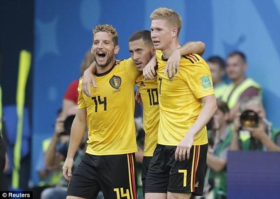 Nhẹ nhàng thắng Anh, Bỉ trở thành đệ tam anh hào World Cup - ảnh 9
