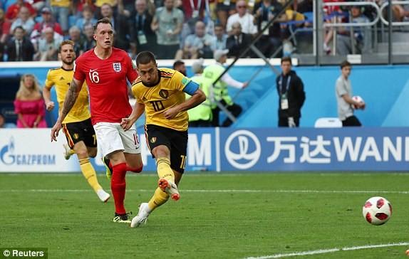 Nhẹ nhàng thắng Anh, Bỉ trở thành đệ tam anh hào World Cup - ảnh 7