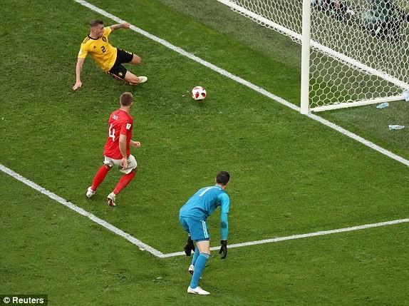 Nhẹ nhàng thắng Anh, Bỉ trở thành đệ tam anh hào World Cup - ảnh 6