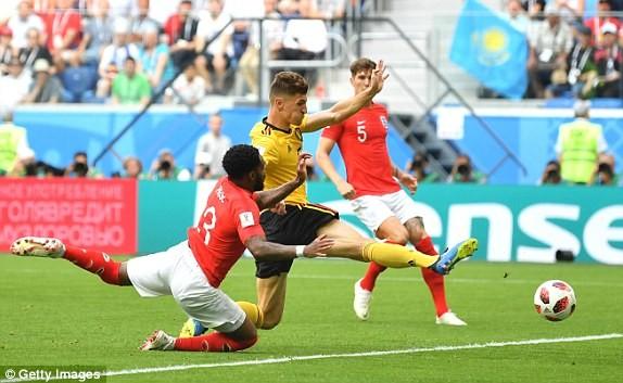 Nhẹ nhàng thắng Anh, Bỉ trở thành đệ tam anh hào World Cup - ảnh 1