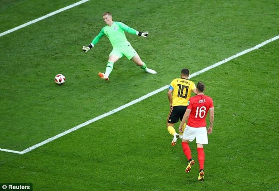Nhẹ nhàng thắng Anh, Bỉ trở thành đệ tam anh hào World Cup - ảnh 8