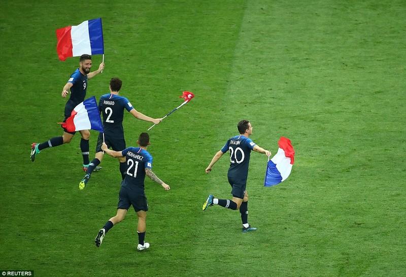 Ông Putin và chuyện hy hữu thời khắc Pháp đăng quang World Cup - ảnh 3