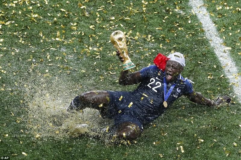Ông Putin và chuyện hy hữu thời khắc Pháp đăng quang World Cup - ảnh 8