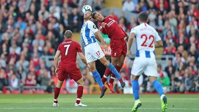 Salah tỏa sáng, Liverpool vượt Man City dẫn đầu Premier League - ảnh 3