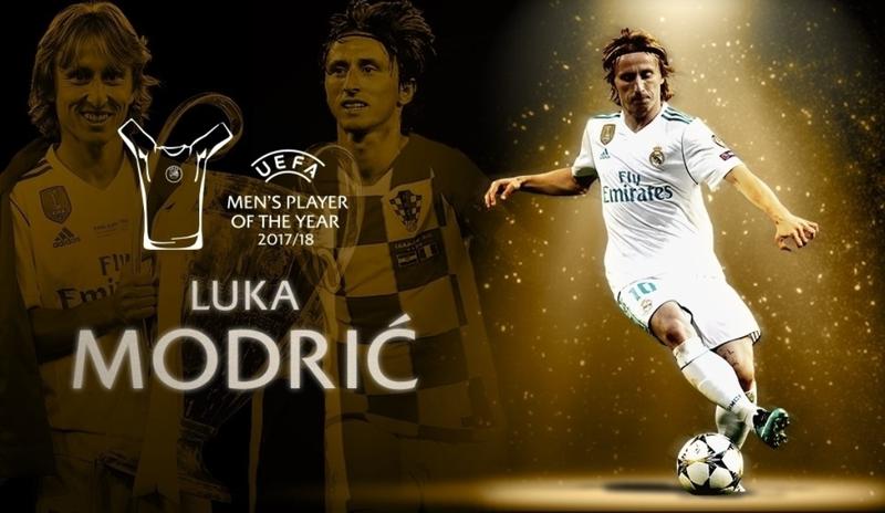 Real Madrid thâu tóm toàn bộ danh hiệu cá nhân châu Âu - ảnh 1