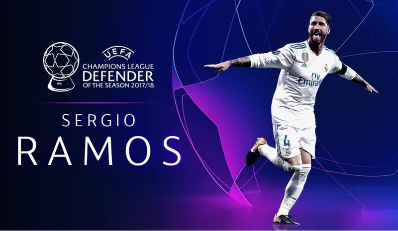 Real Madrid thâu tóm toàn bộ danh hiệu cá nhân châu Âu - ảnh 3