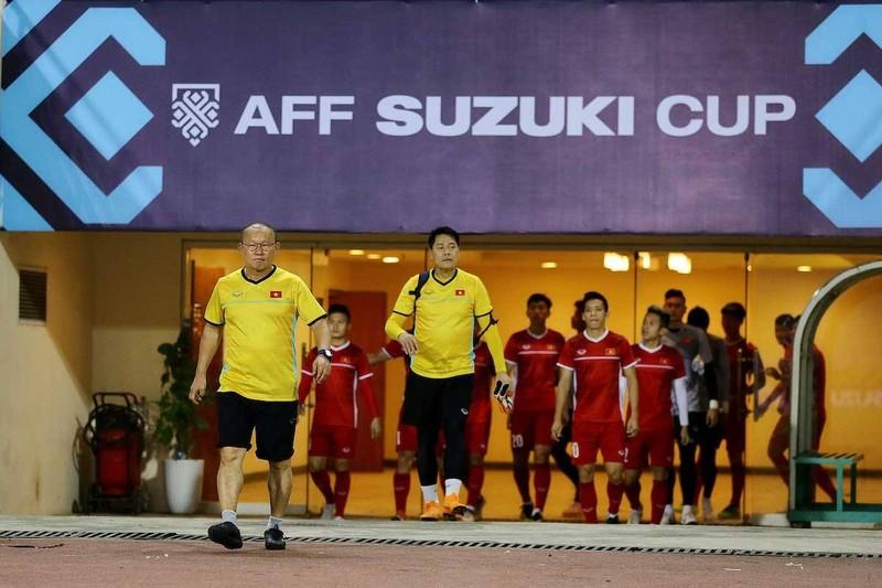 Đánh bại Philippines, Việt Nam mở toang cửa chung kết AFF Cup - ảnh 17