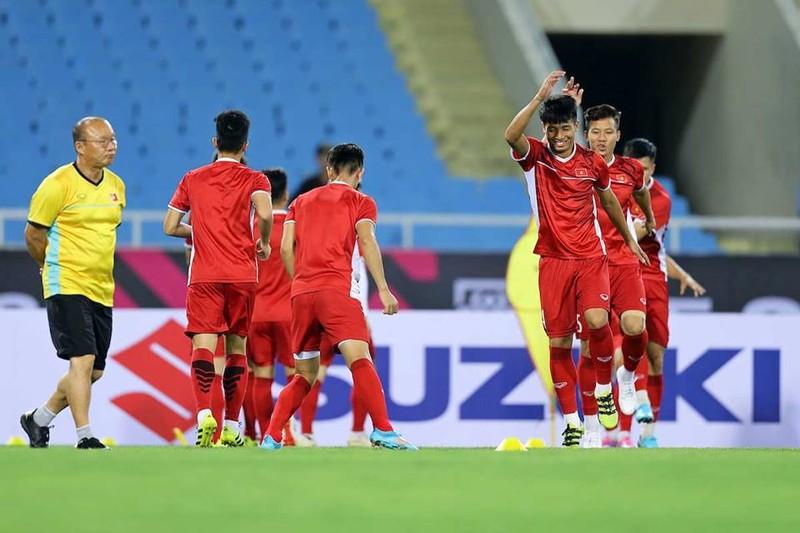 Đánh bại Philippines, Việt Nam mở toang cửa chung kết AFF Cup - ảnh 20