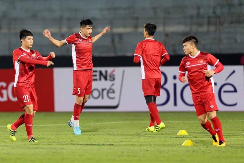 Đánh bại Philippines, Việt Nam mở toang cửa chung kết AFF Cup - ảnh 21