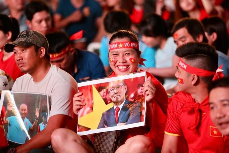 Đánh bại Philippines, Việt Nam mở toang cửa chung kết AFF Cup - ảnh 12