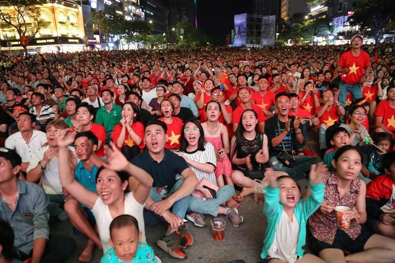 Đánh bại Philippines, Việt Nam mở toang cửa chung kết AFF Cup - ảnh 9