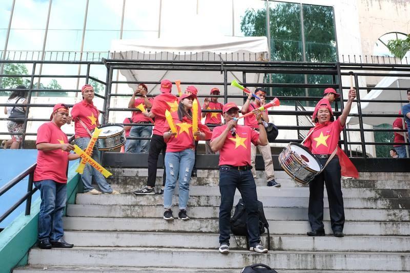 Đánh bại Philippines, Việt Nam mở toang cửa chung kết AFF Cup - ảnh 29