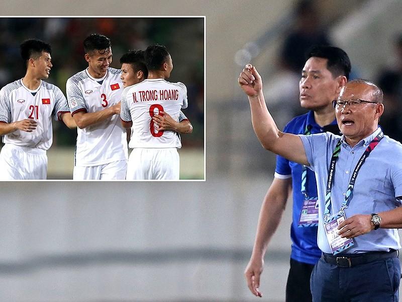 Đánh bại Philippines, Việt Nam mở toang cửa chung kết AFF Cup - ảnh 34