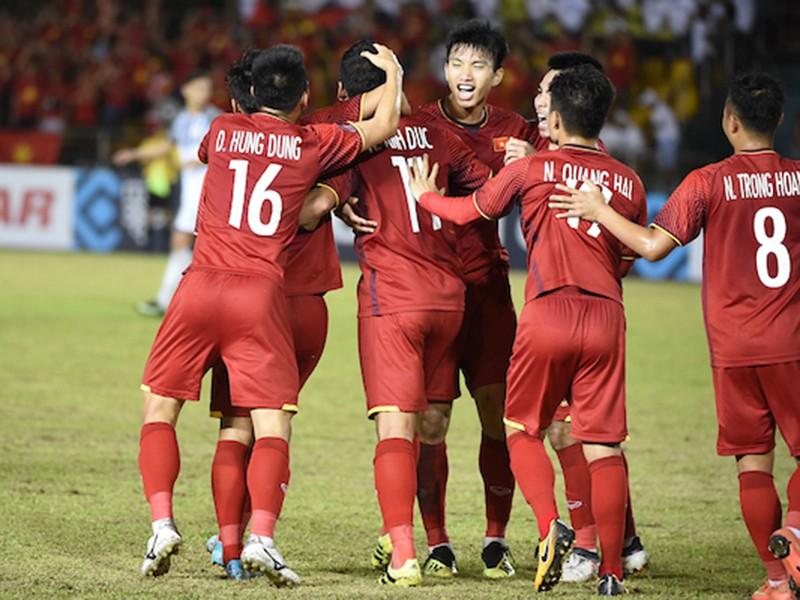 Đánh bại Philippines, Việt Nam mở toang cửa chung kết AFF Cup - ảnh 4