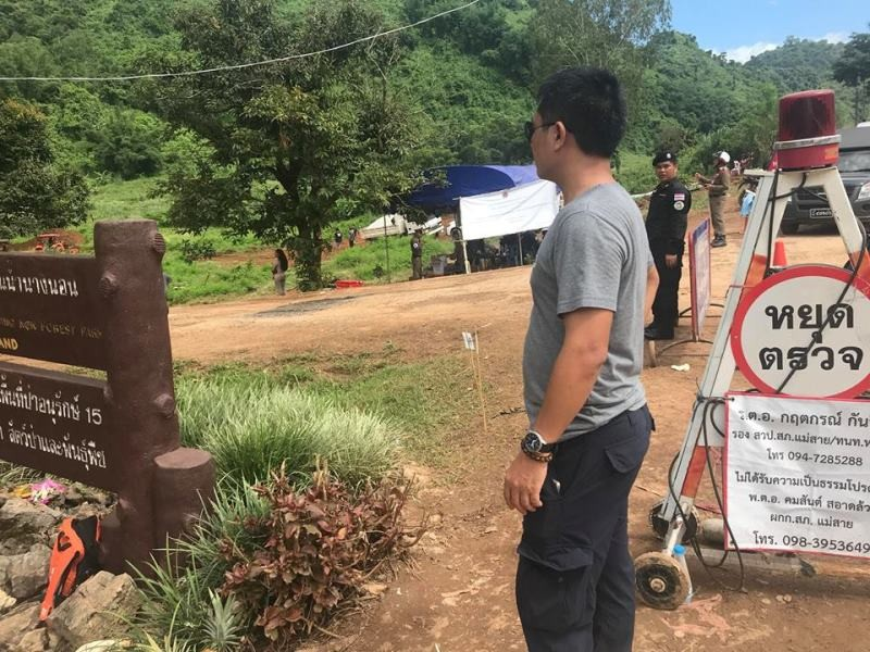 Người Việt ở hiện trường vụ giải cứu đội bóng nhí Thái nói gì? - ảnh 1