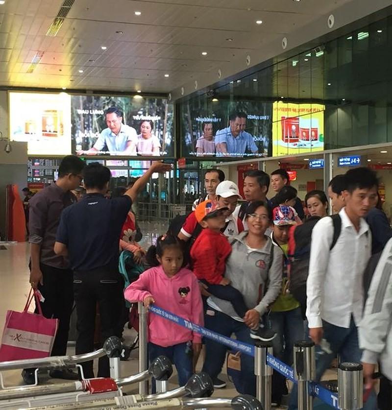 Tỉ lệ chậm, hủy chuyến hàng không Việt Nam trên chuẩn thế giới - ảnh 1