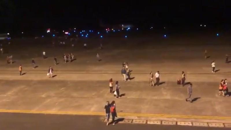 Máy bay đi Buôn Ma Thuột gặp sự cố, sáu hành khách nhập viện - ảnh 1