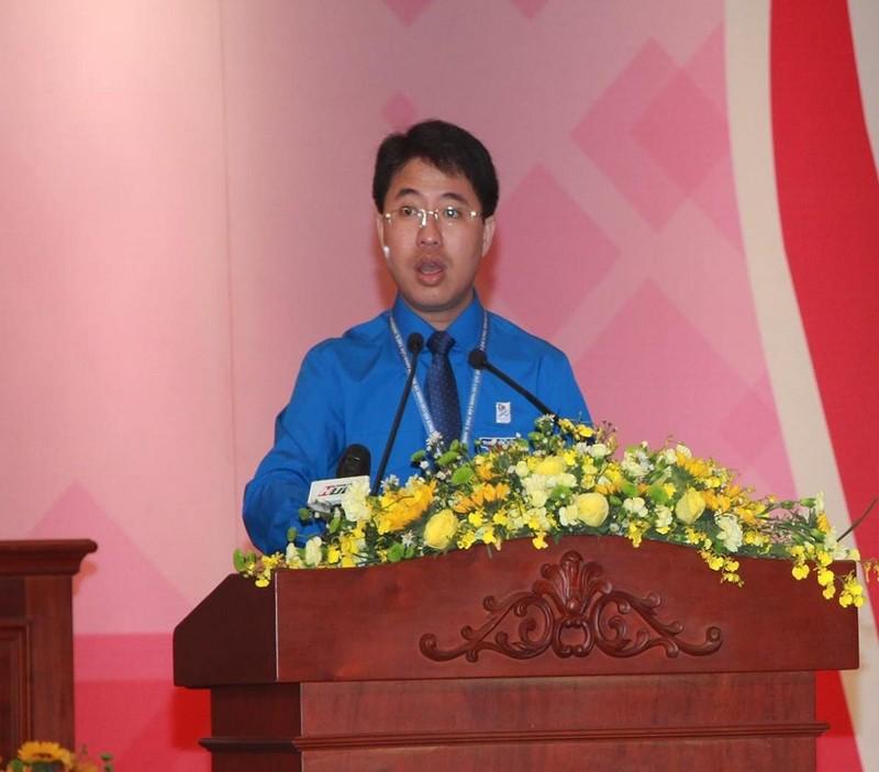 Ông Phạm Hồng Sơn tiếp tục là Bí thư Thành đoàn TP.HCM - ảnh 1