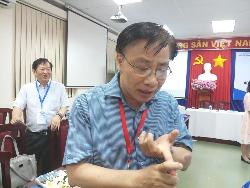GS Trần Ngọc Thêm: GS Nguyễn Đức Tồn đạo văn là có thật - ảnh 1