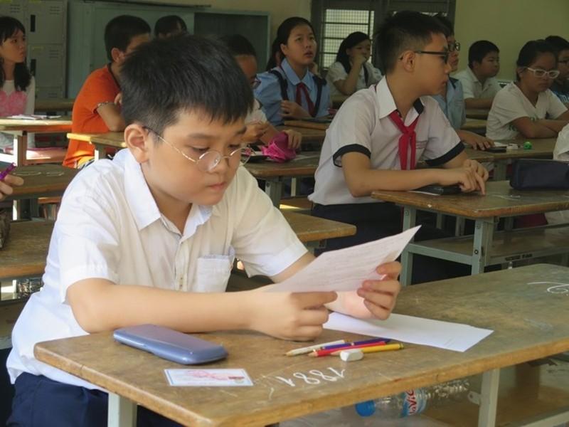 Hơn 4.000 hồ sơ đăng ký thi vào lớp 6 chuyên Trần Đại Nghĩa - ảnh 1