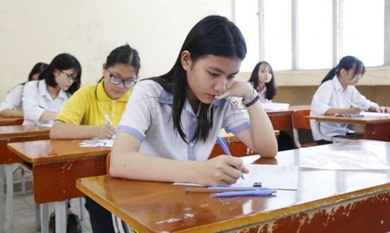 Sở GD&ĐT Hà Nội mời công an vào cuộc vụ nghi lộ đề thi - ảnh 1