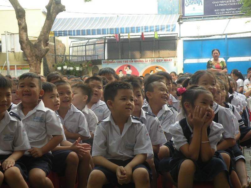 TP.HCM tăng gần 68.000 học sinh trong năm học tới - ảnh 1