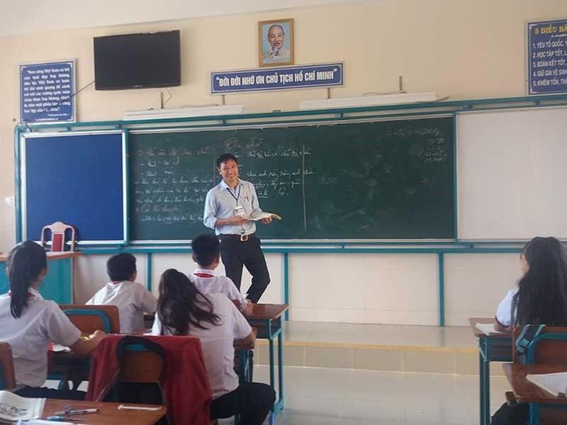 Tuyển 13 giáo viên dạy ở xã đảo Thạnh An, Cần Giờ - ảnh 1