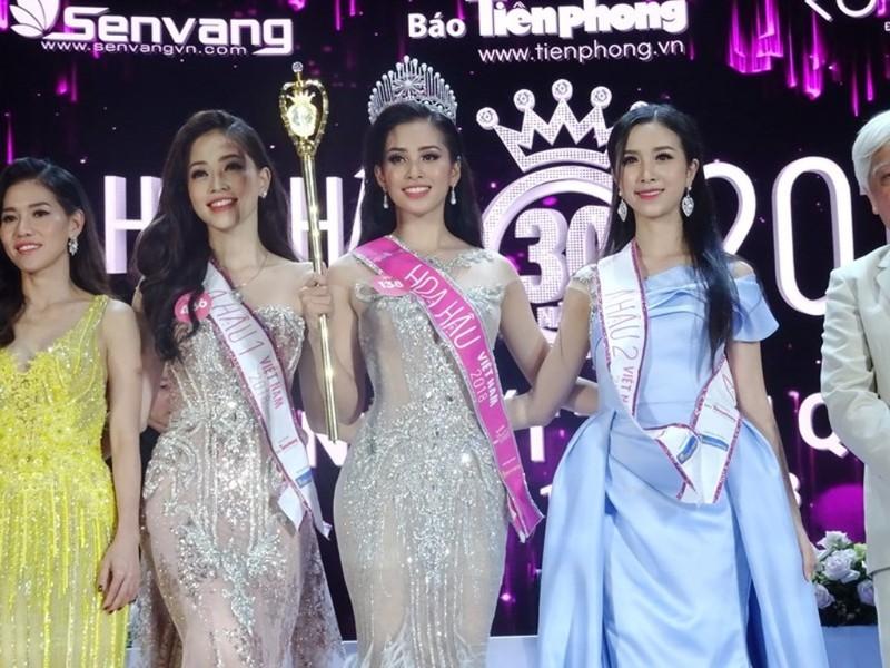 Tân Hoa hậu Tiểu Vy nhận được học bổng gần 500 triệu đồng - ảnh 1