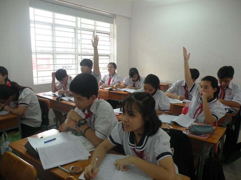 Thông tin mới nhất về tuyển sinh lớp 10 - ảnh 1
