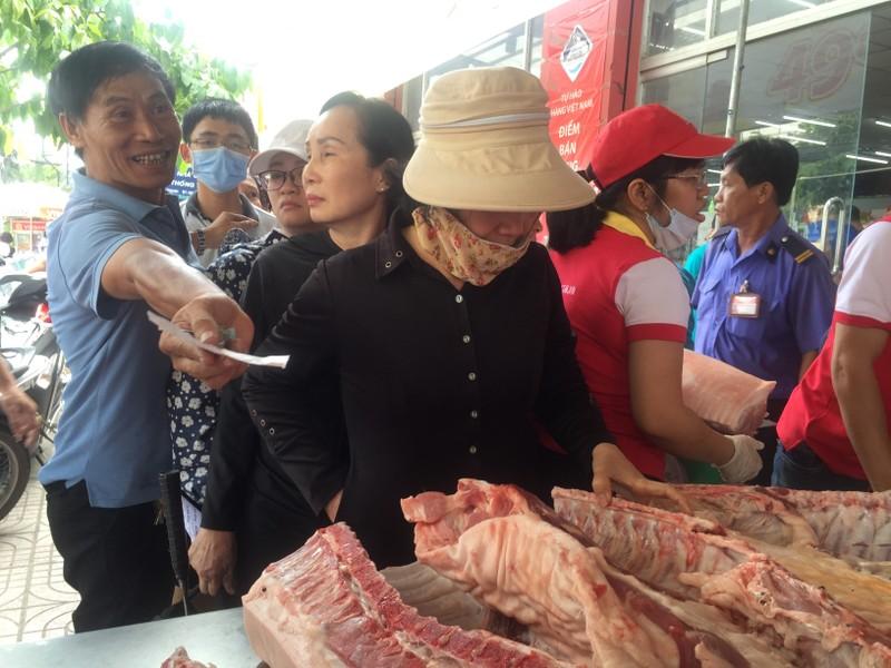 Đại gia Vissan sẽ bán thịt heo online - ảnh 1