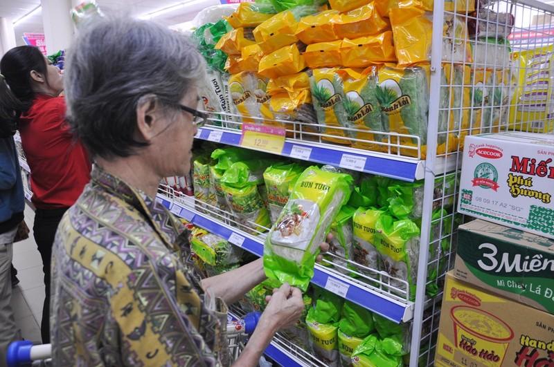 Hàng Việt... biến mất sau khi siêu thị vào tay đại gia Thái  - ảnh 1